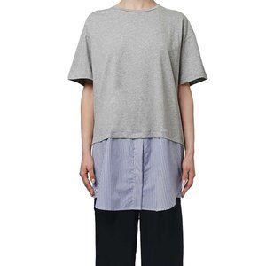 Topshop Boutique Hem T-Shirt Dress